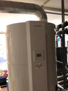 warmtepomp boiler